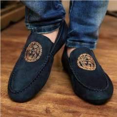 2014 spring new men's casual shoes a pedal lazy Peas shoes to help low tide male Korean version of England
