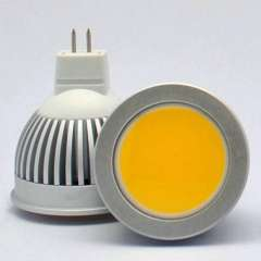 3W COB Led spotlight mr16