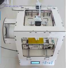 3D Printer single extruder MakerBot Replicator ABS extrusion machine