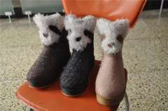 2013 Winter paragraph princess brilliant women boots plush padded heavy-bottomed stock nugget snow boots fur