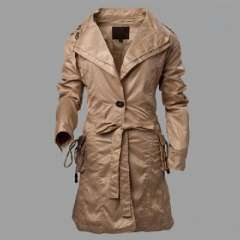 2012 autumn new | Ms. coat | Slim long | double lapel | Coat M / L / XL / XXL