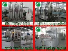 2012 new style 3 in 1 filling machine production line