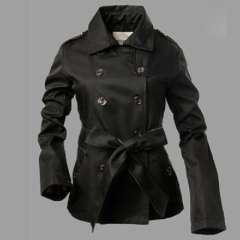 2012 autumn new | long lapel | Women coat | Jacket M / L / XL / XXL