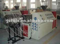 SJ series single screw extruder B&E company
