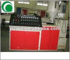 SJ series single extruder machine piastic