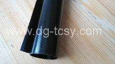 0.15mm black polyimide fiberglass cloth