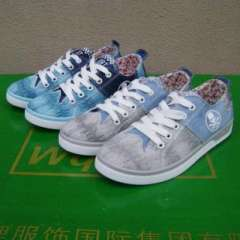 Ryan Stock new spell color skull pattern | front lace low to help casual shoes women shoes A12