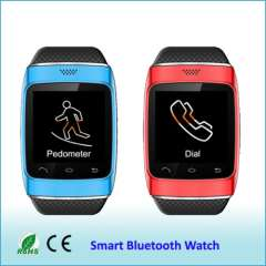2014 Cheapest Android Smart Bluetooth Watch 1.5' IPS Screen
