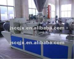 HIGH QUALIT 450kg\h Conical Twin Screw Extruder