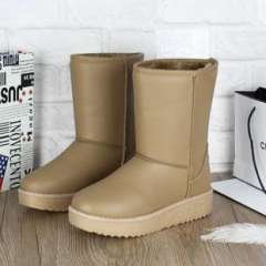 Factory outlets waterproof heavy-bottomed shook his shoes women shoes tendon at the end of the tube snow boots warm boots shoes wild 8601