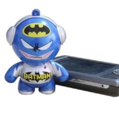 Mini music monster small speakers | speaker phone | MP3 mini speaker | Batman