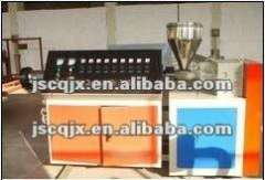 flexible pvc pipe making machines(twin screw extruder)