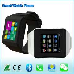Hot Sale 3G Watch, Smart Phone Mtk6572 Dual Core Android 4.22 (QC720)