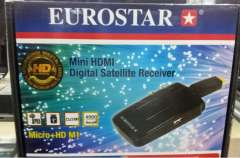HD Mini satellite receiver | EuroStar