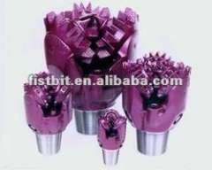 API steel core bits with rubber or metal sealed bearing for oilfield drilling