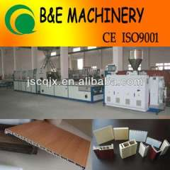 PVC Plastic Profile Machine