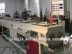 PVC Double Pipe Extruder Production Line