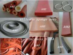 Silicone Sponge Gasket Seal