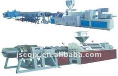 PVC-C high voltage cable pipe production line