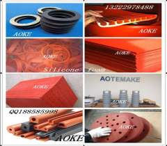 Silicone Mold Products\silicone Foam Self-adhesion Gasket