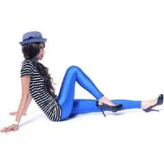 2012 Europe and the trend of new fluorescent leggings / Pants - navy blue