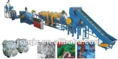 500kg\h waste plastic recycling machine for PP\PE film\bag\bottel