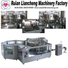 Filling machine manufacturing company and automatic drink vending machine