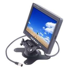 7 inch | TFT LCD | rearview mirror monitor | video input | Car Rearview Camera | supports other video equipment automotive DVD / camera / serveillance STB / satellite receiver / iphone ipod and so on