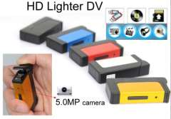 Real Lighter Digital Mini Camera Audio and Video Recorder