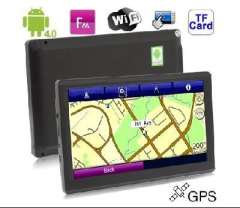 7 inch Android 4.0 GPS Navigator