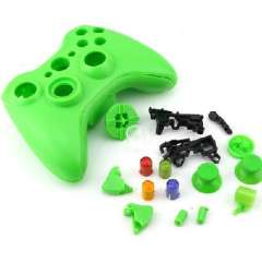 XBOX360 wireless controller shell | full set | Green
