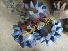 API 17 1\2 steel tooth tricone bit for well drilling