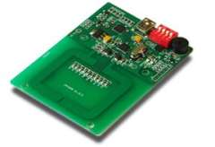 USB HID HF rfid module, ISO14443, RC522, RC523, only reading