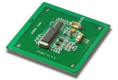 IIC&UART HF RFID R\W module, intergrated antenna, NXP Chips
