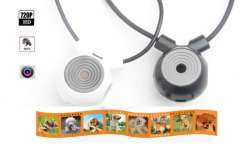 New Pet Vision Digital Camera Animalistic Video Recorder