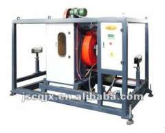 high output cutting machine for pvc pipe B&E company