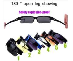 Explosion-proof glasses outdoor sports sunglasses 2014 mens wind cycling sunglasses 6 color designer high strength free shipping