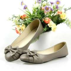 Durable OEM Black Folding Flats for Ladies