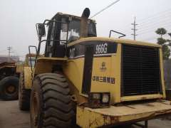 CAT 966G, used wheel loader