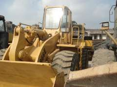 CAT 966E, used wheel loader