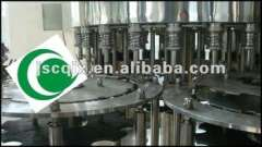 washing-filling-capping 3 in 1 water production line