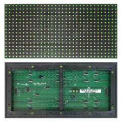 PH10 Outdoor Green Color LED Module