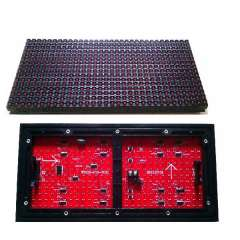 PH10 Outdoor Red Color Led Module