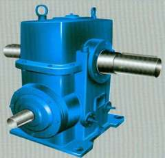 Planar enveloping hourglass worm gear reducer
