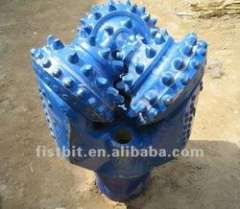(TCI) tricone drilling bits with inserted tooth for oilfield or waterwell inserted tooth