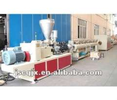 High quality plastic pipe extrusion machine\line for PVC pipe
