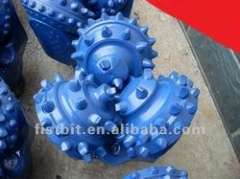 Tricone bit(rubber seald bearing)