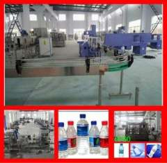 Purified Water Bottling Machine \Plant