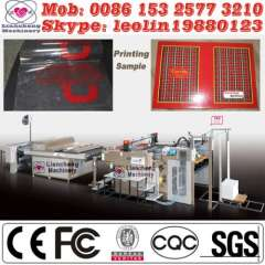 manual balloon screen printing machine France designing Patented imported parts 130% working efficiency