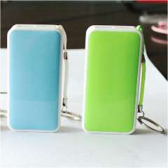 Plastic Shell Type Portable Battery Pack for Electric Products (AM-PB53)